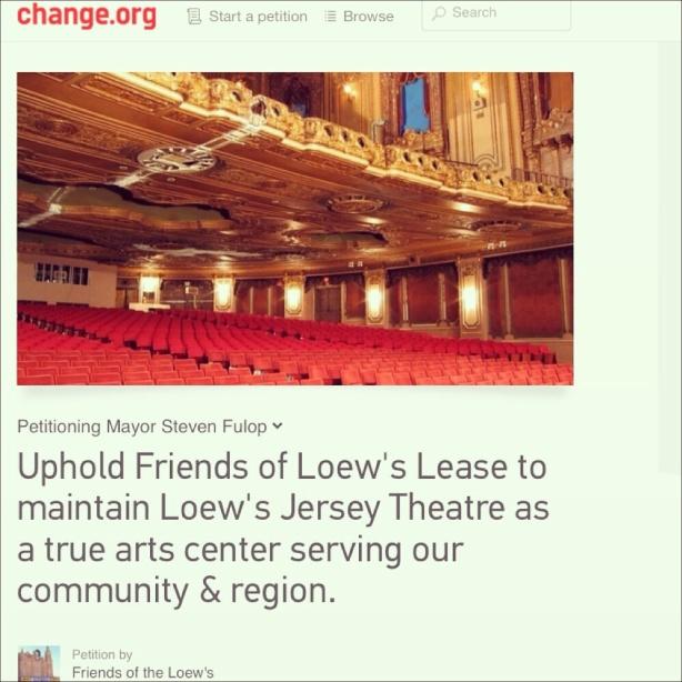 Friends of Loew's